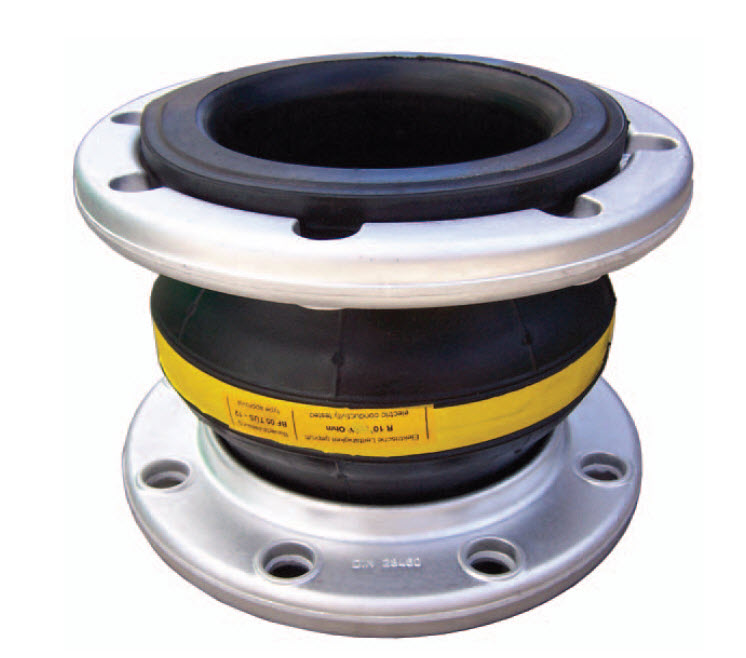 Elaflex rubber expansion joints