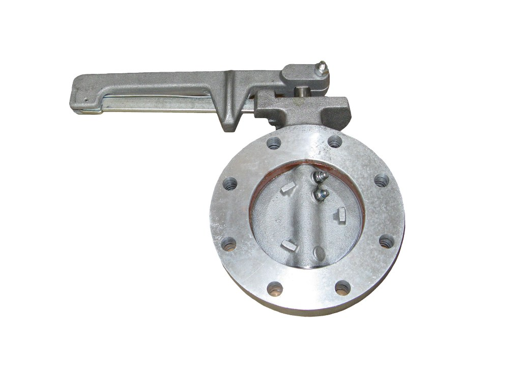 3 U0026quot  Flanged Butterfly Valves